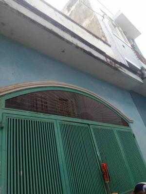Nhà 28m2 (4x7m) Phan  Văn Trị, P12, Bình Thạnh