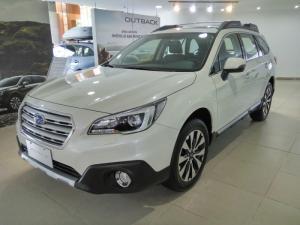 Subaru Outback 2.5 Trắng
