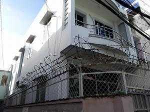 Nhà 2 mặt hẻm xe hơi Bùi Đình Túy, 75m2