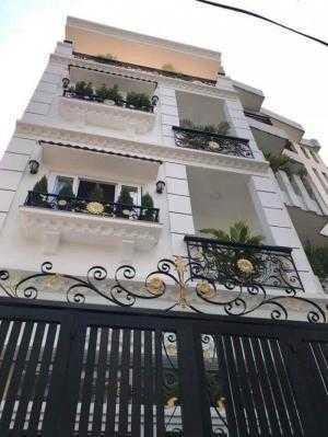 Nhà 2 mặt tiền Phan Đình Phùng 116m2, ngang 6m, 4 lầu, 10.8 tỷ xe hơi đi thoải mái
