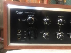 CHuyên bán Ampli Sansui 9500
