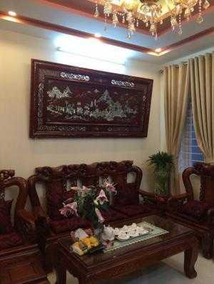 Nhà đẹp Trương Định đón Tết, 45m, 5 tầng, gần Ô tô, 3.8 tỷ