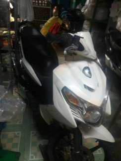 Yamaha novo lll trắng tin 2k08