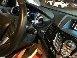 Bán Ford Fiesta Titanium 1.5AT sedan màu xám số tự động sản xuất 2015 mới 90%