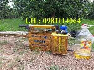 Máy phun khói HLC 250 chính hãng
