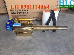 hình ảnh thực tế máy phun khói hlc 250