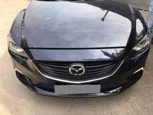 Cần bán xe Mazda 6 2.0at 2016/2017 màu đen vip