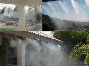 Chuyên lắp đặt máy phun sương quận Gò Vấp gia rẻ