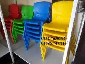 Bàn ghế mầm non chất lượng tốt giá rẻ