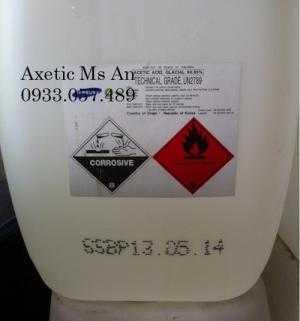 Acid Axetic - Giấm công nghiệp