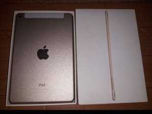Ipad Mini 4 32Gb 4G Wifi GOLD