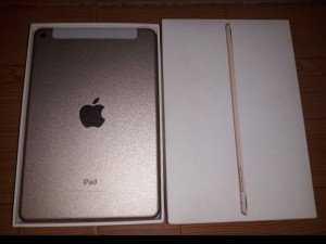 Ipad Mini 4 32Gb 4G Wifi GOLD