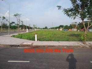 Lô HA3 góc 2 mặt tiền đường nhựa, đ/d kcn, dân cư đông – Ngay chủ