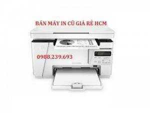 Bán máy in cũ HP LaserJet Pro MFP M26nw giá rẻ HCM