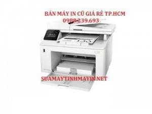 Máy in cũ giá rẻ HCM HP LaserJet Pro M227fdw