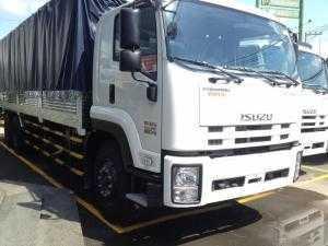 Xe tải ISUZU 15T/ thùng bạt inox