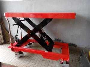 Xe nâng chậu cây cảnh / cây kiểng 800kg, 1 tấn