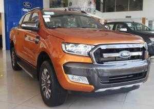 Mua Ranger nhận chương trình khuyến mãi hấp dẫn từ Ford