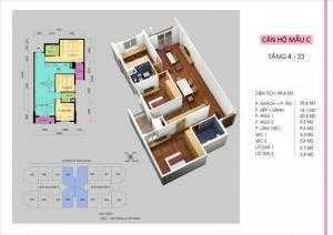 Nhận nhà mới đón tết Mậu Tuất với Handi Resco - căn 70m2