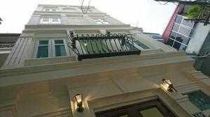 Độc Quyền Bán Nhà Phố Hoàng Văn Thái, 46m2 X 5 Tầng, An Sinh Tuyệt Vời