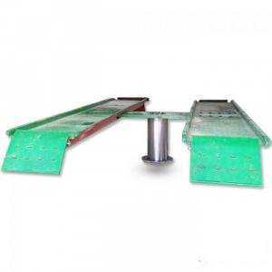 Cầu nâng 1 trụ lắp nổi và âm nền so với mặt đất có điểm gì khác biệt ?
