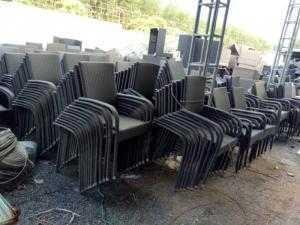 Chuyên sản xuất bàn ghế cafe giá rẻ hgh0032