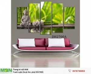Tranh nghệ thuật đức phật DH2700A