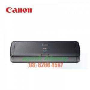 Máy scan xách tay Canon P-215 II chính hãng hcm | minh khang jsc