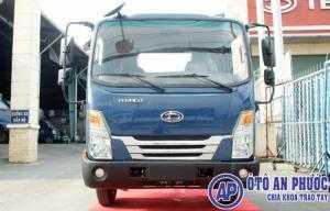 Xe tải Tere 240 thùng kín cho vay 100% lãi suất 0%