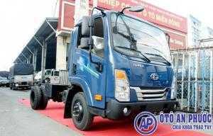 Xe tải Tera 190 động cơ huyndai thùng mui bạt trả trước 0đ