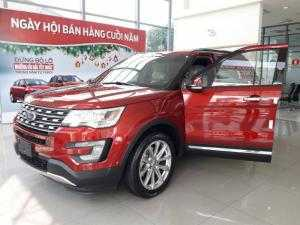Bán xe Ford Explorer EcoBoost