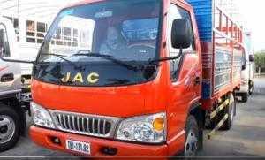 Bán xe tải Jac- xe tải Jac 2t4- Jac 3,45 tấn giá rẻ .