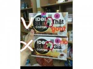 Coffe Giảm Cân Idol Slim Hàng Cty 100%