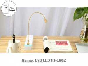 Đèn Led Remax RT - E602, Siêu Sáng Chống Cận - MSN388315