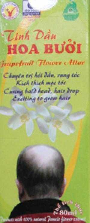 Sản Phẩm Tinh dầu BưỞI Long Thuận, chất  lượng, giá rẻ- giúp  hết rụng tóc, hết hói đầu