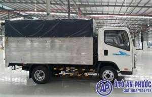 Xe tải Tera Hàn Quốc 2,4T thùng dài 4m3 tổng tải 4995kg