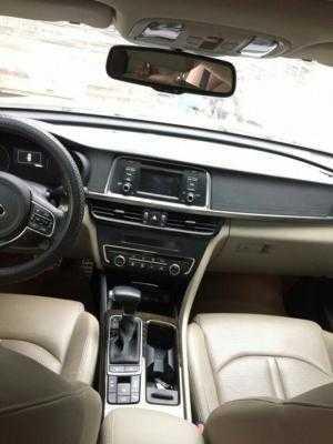 Bán Kia Optima 2.0ATH màu trắng số tự động sản xuất 2016 mới 95%