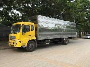 Xe tải Dongfeng thùng kín thùng siêu dài 9m3