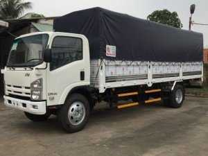 Xe tải Isuzu 4 chân Vĩnh Phát Fv330 tải 18 tấn