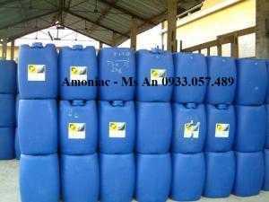 Amoniac - Hóa chất ngành cao su