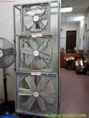 Báo giá quạt thông gió công nghiệp