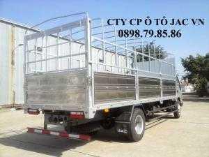 8T4 – xe tải Jac cao cấp
