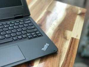 Laptop Lenovo Thinkpad 11e N2940 4G 500G 11inch lật 180 độ pin 5-8h đẹp zin 100% giá rẻ