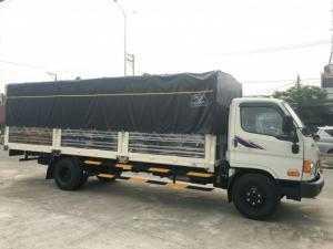 Hyundai HD120SL 8 Tấn Thùng Dài 6,3m Hỗ Trợ Sâu