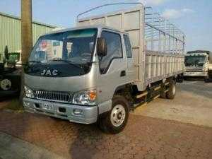 Đại lý bán xe tải Jac 7.25 tấn / mua bán xe tải Jac trả góp / động cơ Isuzu