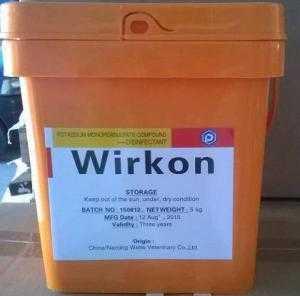 Công ty Dylan phân phối hóa chất diệt khuẩn Wirkon