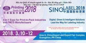 Hội chợ ngành in ấn tại Quảng Châu, Trung Quốc