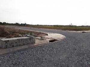 Đất mặt tiền QL50 gần KCN Tân Kim Cần Giuộc Long An 100m2 sổ đỏ