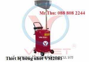 Thiết bị hứng nhớt VM2081 Thể tích bình chứa...