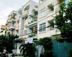 Nhà HXH Nguyễn Xí, Bình Thạnh, 63m2 vuông, 5.7 tỷ.